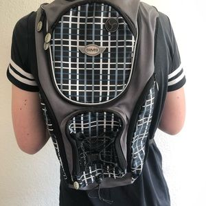 SIMS hiking hydration pack